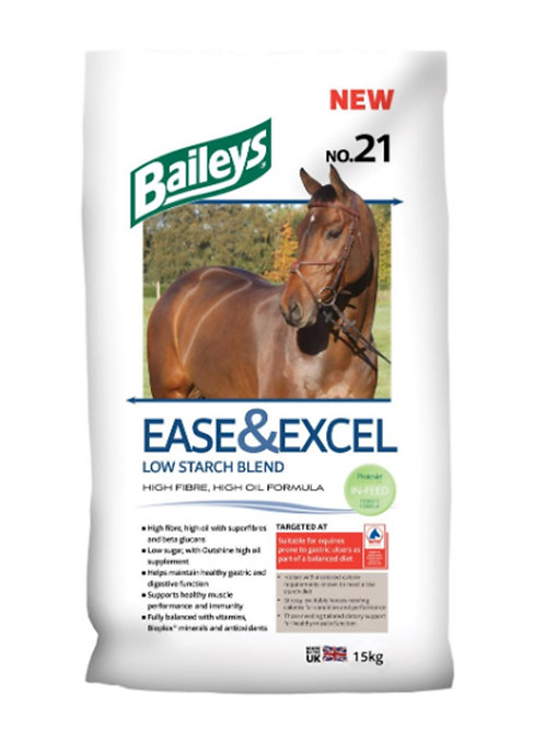 Baileys Ease & Excel Mix No.21