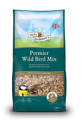 20kg Premium Wheat Free Wild Bird Seed