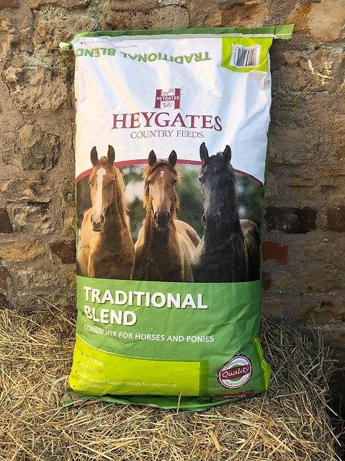 HEYGATES Traditional Blend (Cool Mix)