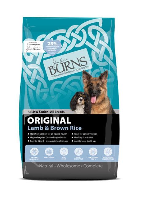 Burns Original Lamb