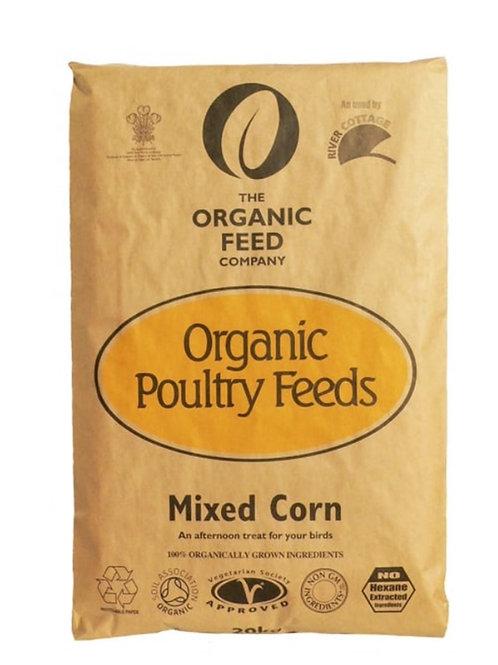 The Organic Feed Company Organic Mixed Corn