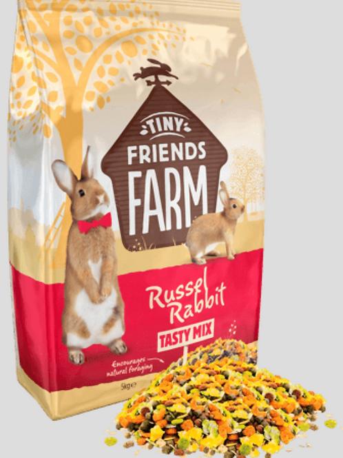 Supreme Tiny Friends Farm Russel Rabbit Tasty Mix