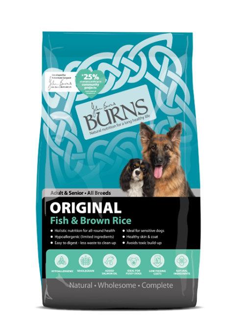 Burns Original Fish