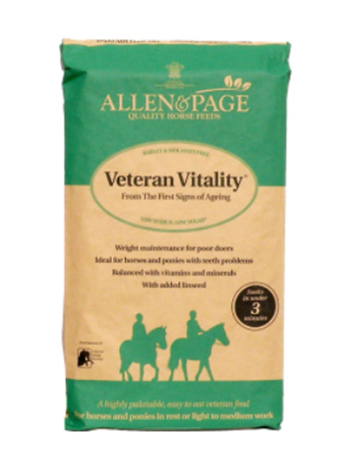Veteran Vitality From The First Signs of Ageing