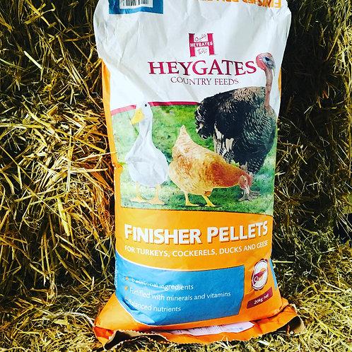Heygates Poultry Finisher Pellets 20kg