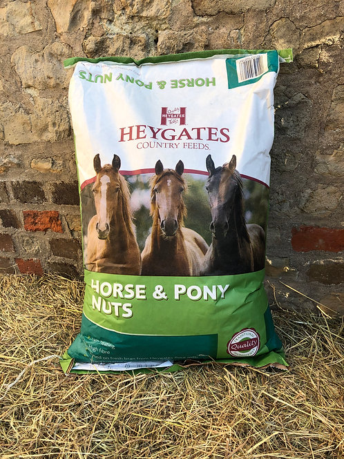 HEYGATES Horse & Pony Nuts