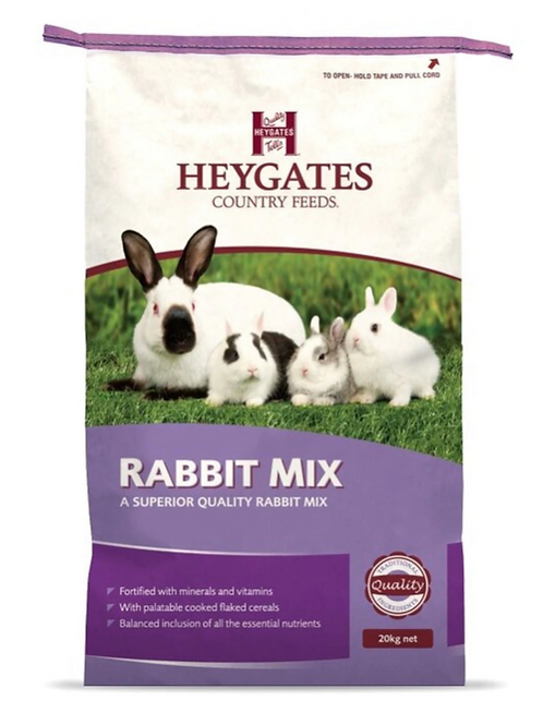 Heygates Rabbit Mix - from