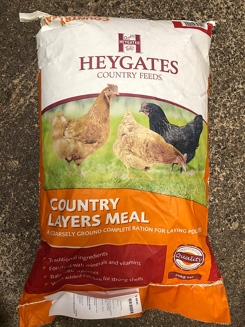 Heygates Country Layer Meal 20kg