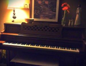 """""""The"""" Piano"""