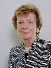HE Mary Robinson