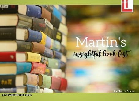 Martin's insightful booklist