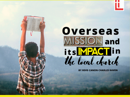 Overseas mission and its impact in the local church