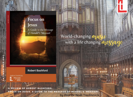 World-changing music with a life changing message