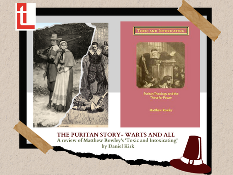 The Puritan story 'warts and all'