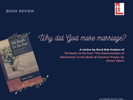 Why did God make marriage?