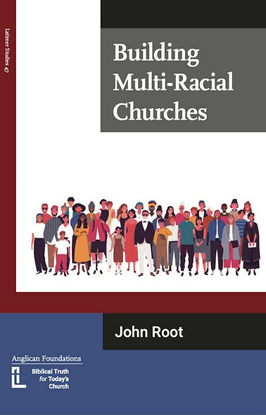 Building Multi-Racial Churches New Edition