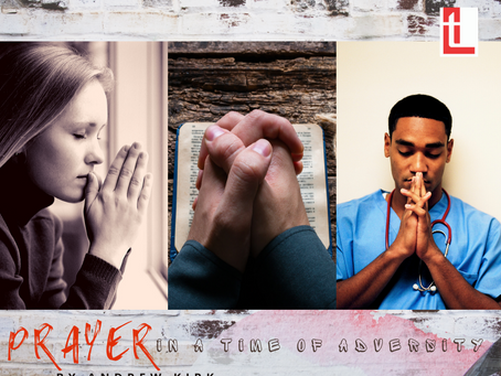 Prayer in a time of adversity