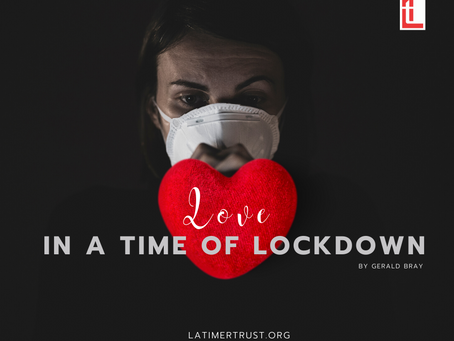 Love in a time of lockdown