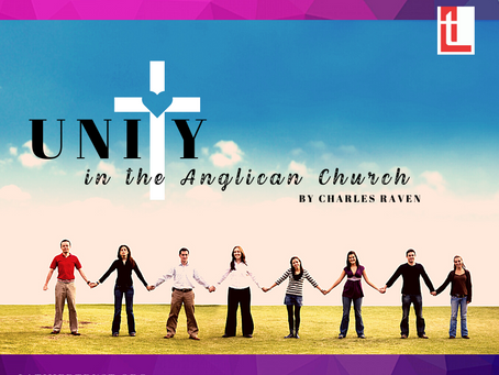 Unity in the Anglican Church