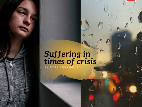 Suffering in times of crisis