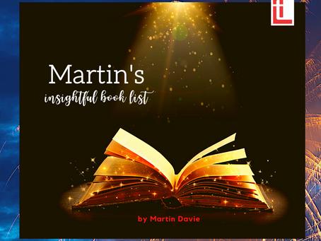Martin's insightful book list