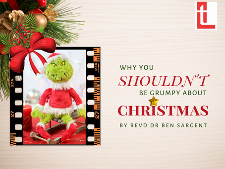 Why you shouldn't be grumpy about Christmas