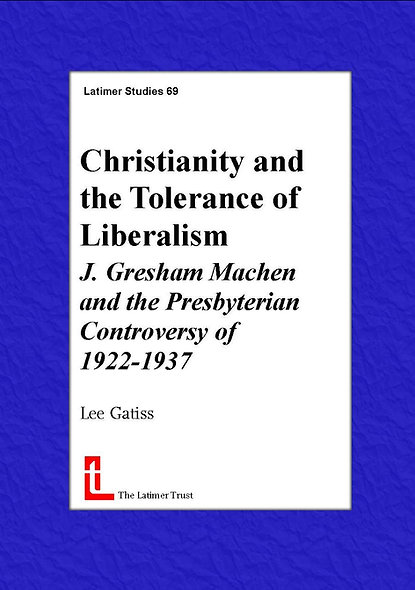 Christianity and the Tolerance of Liberalism