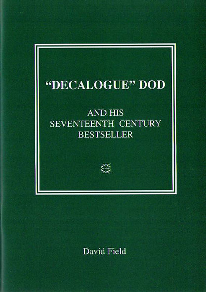 """Decalogue"" Dod and his Seventeenth Century Bestseller"