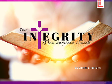 The Integrity of the Anglican Church