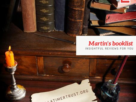 Martin's April 2020 Book List
