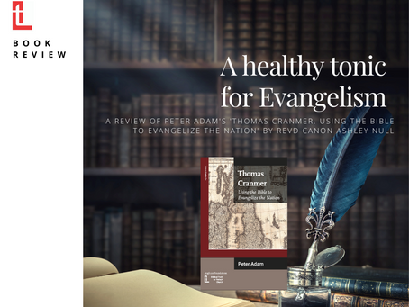 A healthy tonic for Evangelism