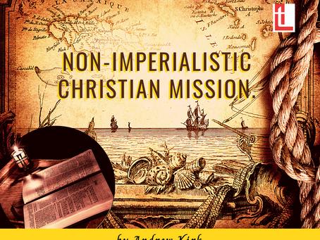 Non-Imperialistic Christian Mission