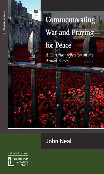 Commemorating War and Praying for Peace: A Christian Reflection on the Forces