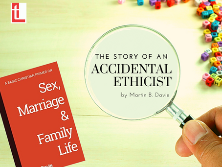 The story of an accidental ethicist