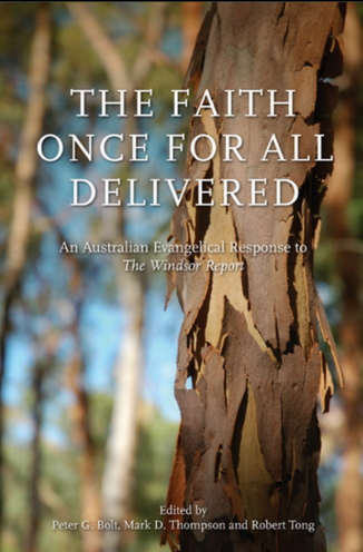The Faith Once for All Delivered