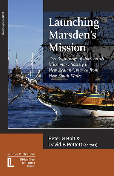 Launching Marsden's Mission: Mission in New Zealand, viewed from New South Wales