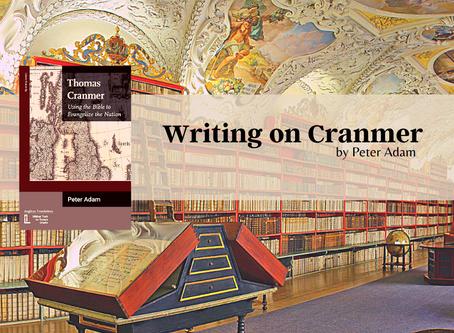 Writing on Cranmer