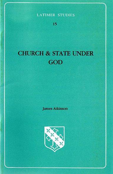 Church & State Under God