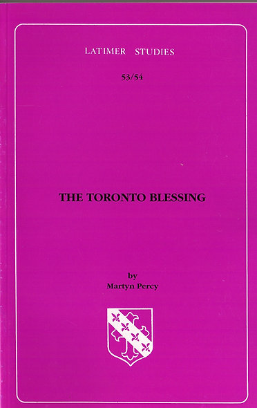 The Toronto Blessing