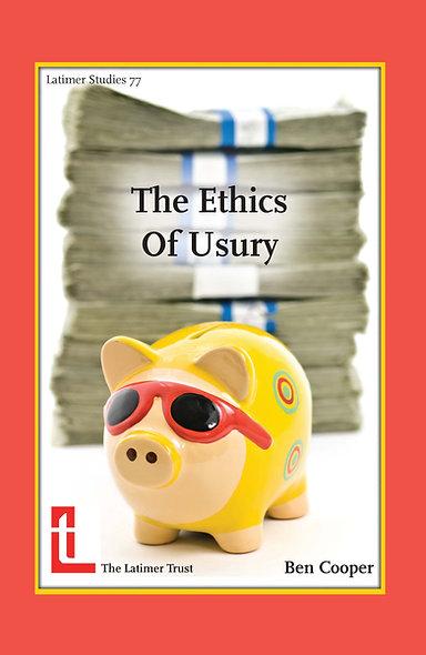 The Ethics of Usury