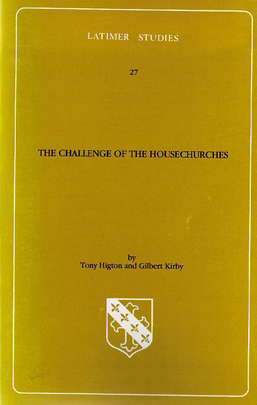 The Challenge of the Housechurches