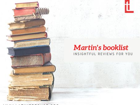 Martin's February 2020 Book List