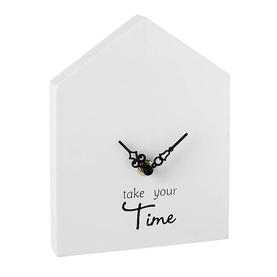 'Take Your Time' Clock