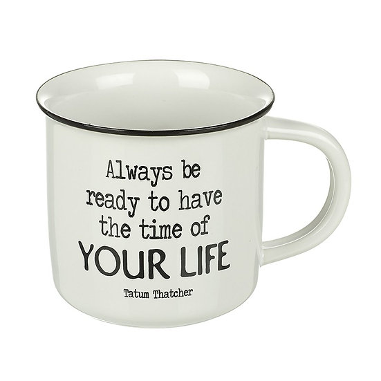 Always Be Ready Mug