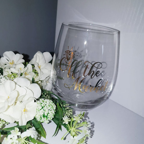 Off The Market Glass