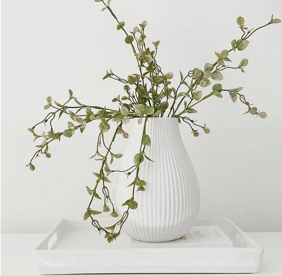 Maple Ceramic Vase