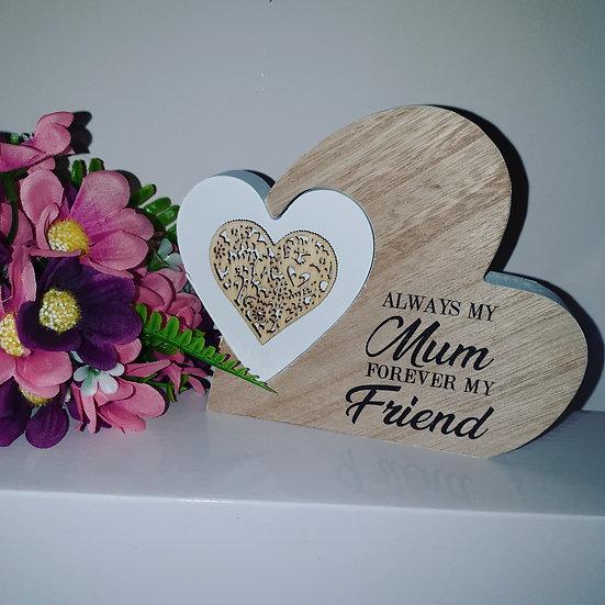 Always My Mum Heart Block