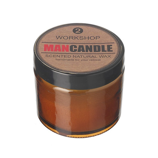 The Man Candle