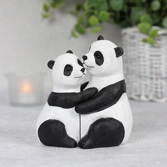 Panda Lovers Ornament