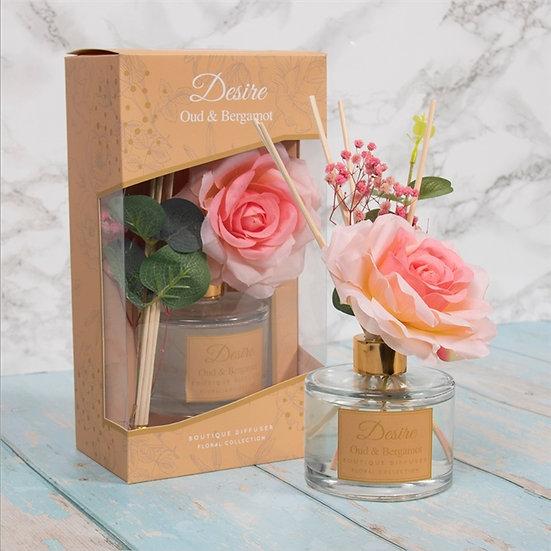 Floral Boutique Diffuser - Oud & Bergamont 200ml